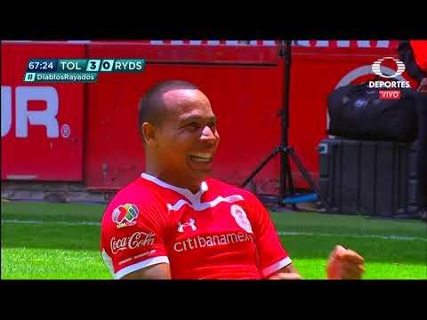 Resumen | Toluca 5 - 1 Monterrey | LIGA Bancomer MX - Clausura 2019  - Jornada 13