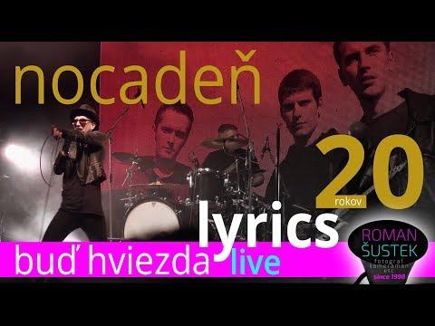 Nocadeň 20 rokov Buď hviezda +  ( live zostrih ) CD INTROSPEKCIA
