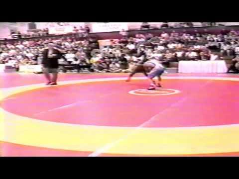 2004 Canada Cup: 55 kg Final Rene Montero (CUB) vs. Maridid Robhary (IRI)