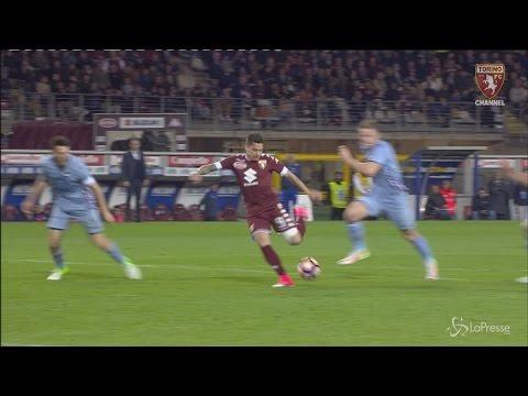 Torino-Sampdoria 1-1 - Sintesi