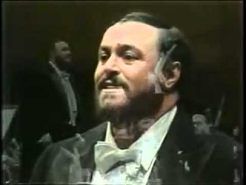 Nessun Dorma (Pavarotti, NY 19...