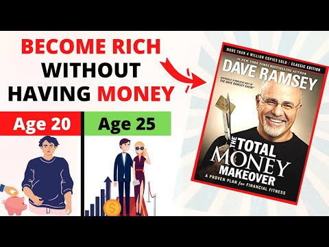 THE TOTAL MONEY MAKEOVER BOOK SUMMARY IN HINDI (BEST FINANCIAL BOOK OF ALL TIME) - BookPillow