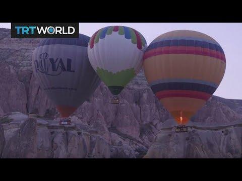 Money Talks: 24 hours in Turkey's Cappadocia