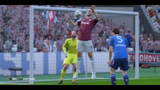 Worldie  with  Andy Carroll - FIFA 18