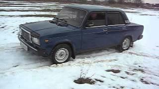 ВАЗ-2107 Переяслав-Хм. бурты 3