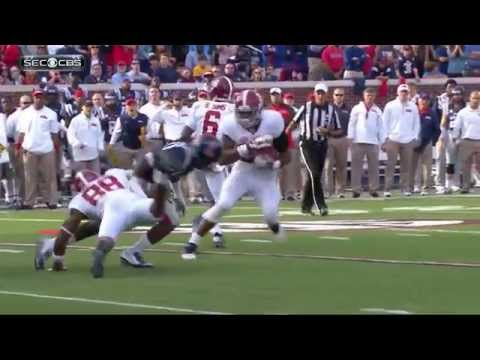 #3 Alabama vs #11 Ole Miss 2014 FULL FOOTBALL GAME HD