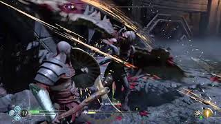 God of War - Valkyrie Task, Gierdriful Fight
