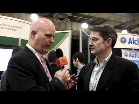 AdSafe CEO, Kent Wakeford from AdTech NYC 2010 - On Digital Media