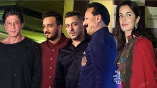 Baba siddique iftar party 2018 : FUNNY DUBBED