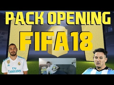 JE VOEUX BENZEMA !! - Pack Opening FIFA18