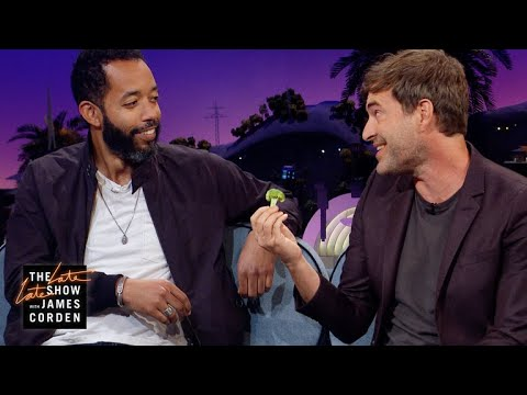 Wyatt Cenac & Mark Duplass Have Beef with Broccoli
