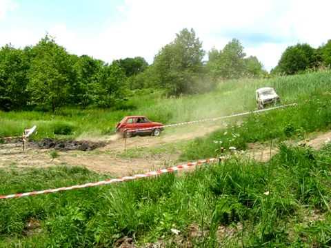LZ off-road Quattro Lądeckie Bezdroża 2008 2.AVI