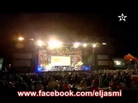 Hussain El Jasmi saalouni ennas Mawazine 2011 سألوني الناس حسين الجسمي