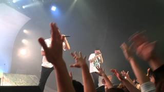 My Way / Def Tech 2VOX TOUR 2014-2015 @ Zepp Diver City Tokyo