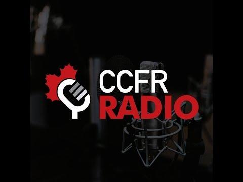 CCFR Radio Episode 20 - May 11, 2018