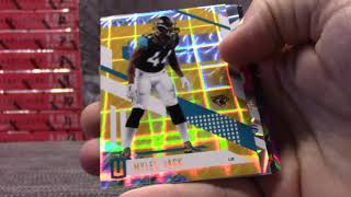 2017 Panini Unparalleled NFL 4 Box Serial #s GB thumbnail