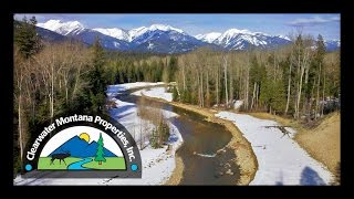 Montana Real Estate For Sale: 8640 Farm to Market Road, Libby