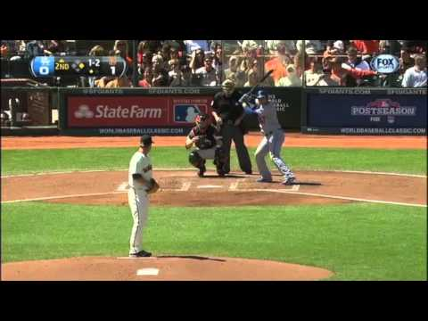 Matt Cain 2012 Highlights