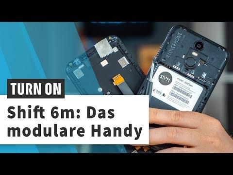Shift 6m: Wie nachhaltig kann ein Handy sein?