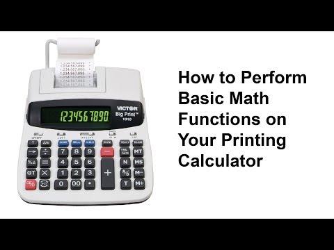 Top 10 Best Desktop Printing Calculator 2019- Reviews By An