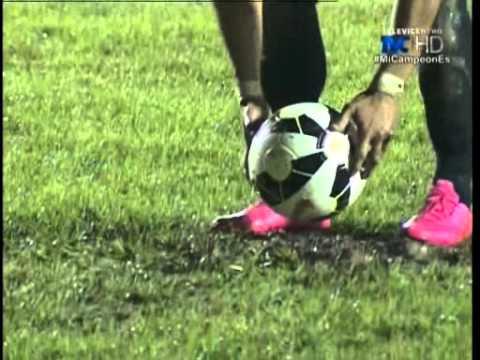 TVC Honduras Progreso/Motagua- penales Honduras Progreso 4-1 Motagua final Apertura 2015