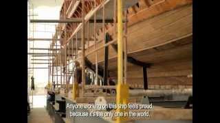Τριήρης Ολυμπιάς / Athenian Trireme Olympias - Restoration Project by IAC