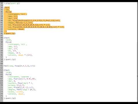 Live Coding with SuperCollider: The TOPLAP Manifesto