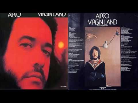Airto Moreira   - Virgin Land 1974 Full Álbum