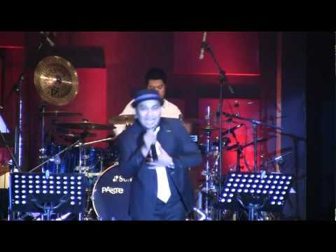 Tompi - You're The One Ft. Gading Martin @ Central Park [HD]