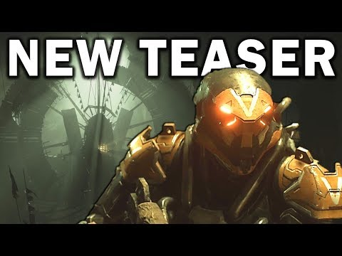 Anthem: NEW GAMEPLAY TEASER! E3 Reveal News!