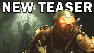 Anthem: NEW GAMEPLAY TEASER! E3 Reveal News!