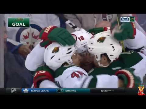 Minnesota Wild 2016 - 2017 Highlights Part 1