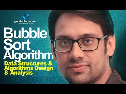 Bubble Sort Algorithm - Data Structures & Algorithms Design and Analysis - Learn