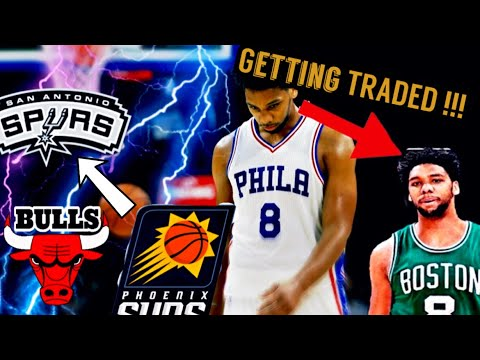 Top TRADE DESTINATIONS for Jahlil Okafor 🔥Can he Become a STAR?