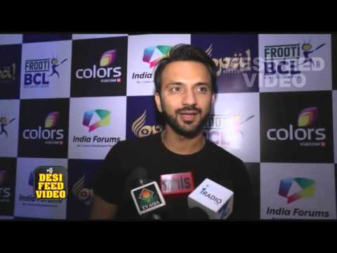Red Carpet of BCL AFTER MATCH PARTY - Ali Merchant Interview