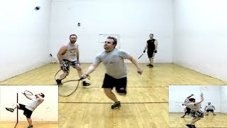 Racquetball | It Takes Two Angles