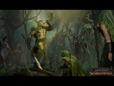 Warhammer 2 Wood Elf Livestream #2