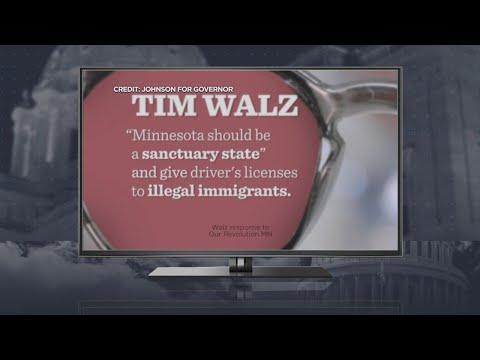 Would Walz Turn Minn. Into Sanctuary State?