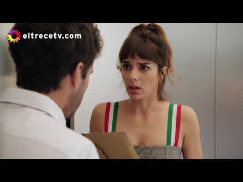 Lara se encierra en el ascensor con Mateo para pedirle algo muy especial