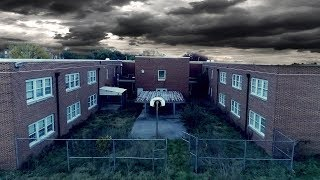 HAUNTED DETENTION SCHOOL - 3AM OVERNIGHT CHALLENGE
