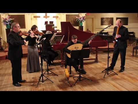 QUICKSILVER LIVE: Turini Sonata a 3