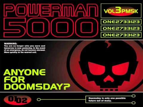 Powerman 5000 - Anyone For Doomsday? (2001) [Full Album]