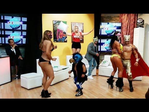 TV SHOW LA ARENA. !!! En VIVO !!! SUPER SEXY SHOW con el Dr. Alfonso Morales, IMPERDIBLE.