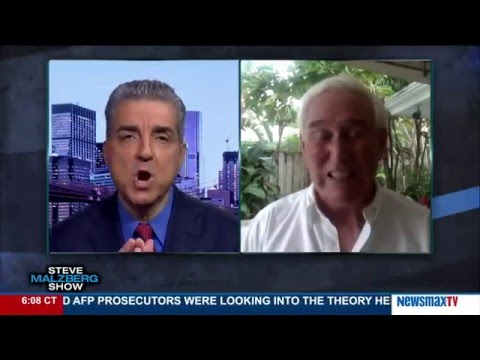 Malzberg | Roger Stone discusses the Ted Cruz sex scandal