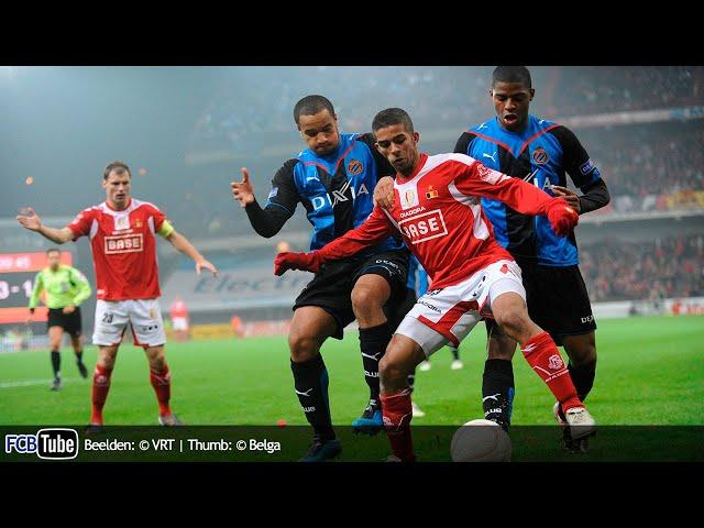 2009-2010 - Jupiler Pro League - 14. Standard - Club Brugge 3-1