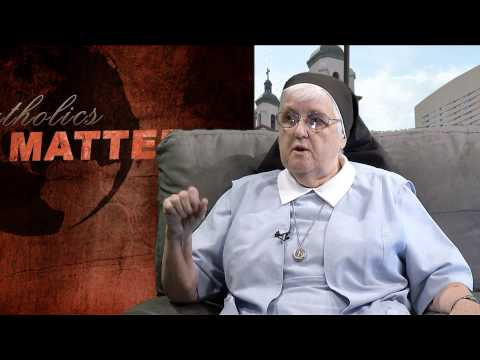 Catholics Matter Episode 112 - Sr. Margery Therese Harkin - Missionary Work