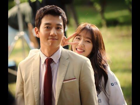 KimRaeWon & ParkShinHye & Kim Min Seok in the K-Drama Doctors Behind the senece