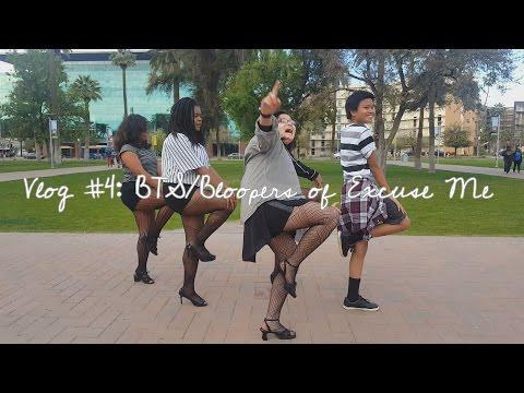 [GT Ent.] [Vlog] #4: BTS/Bloopers of Excuse Me