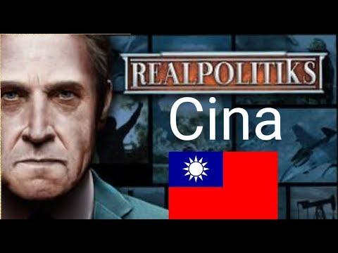 Cina #1 - Realpolitiks Gameplay ita |