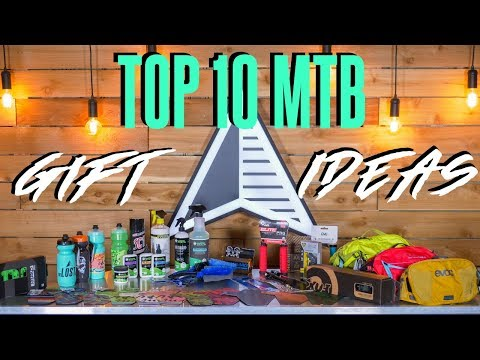 Top 10 Easy Gift Ideas for Mountain Bikers